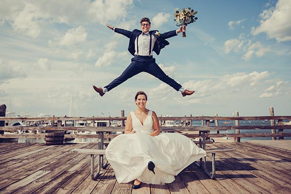 Best wedding photographers in Massachusetts: Mind On Photography