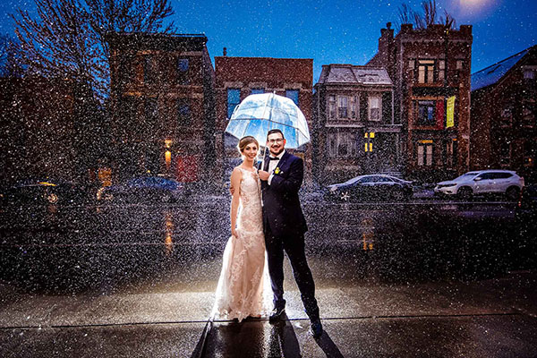 Chicago, Illinois Wedding Photographer - WS Photography