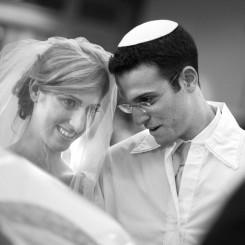 International Society of Wedding Photographers blog - Real Wedding | Beth Sholom Congregation | by Washington DC Wedding Photographer Michael Temchine