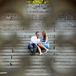 International Society of Wedding Photographers blog - Real Engagement | Central Park, Times Square, New York | by Clarks Summit, PA Wedding Photographer Jeff Dietz
