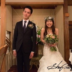 International Society of Wedding Photographers blog - Real Wedding | La butte boisée, Japan | Japan Wedding Photographer Shuji Ogawa