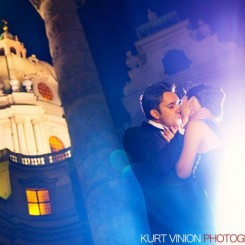 International Society of Wedding Photographers blog - Pre-Wedding Portraits | Vienna Landmarks | Prague Wedding Photographer Kurt Vinion