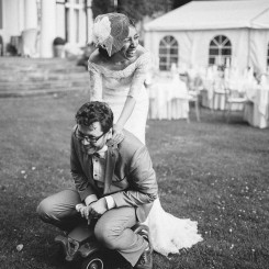 International Society of Wedding Photographers blog - Real Wedding - Vintage Wedding in Berlin, Germany - Oleg Rostovtsev Photography