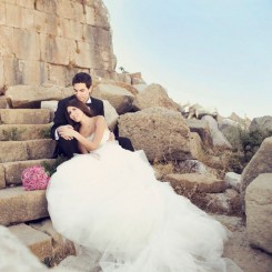 International Society of Wedding Photographers blog - Real Wedding | Les Jardins du Mzaar, Beirut | Athens Wedding Photographer Anna Roussos