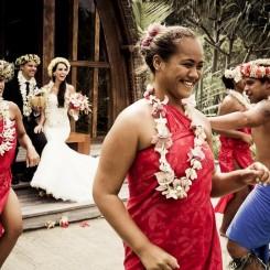 International Society of Wedding Photographers blog - Real Wedding | Four Seasons Resort | Bora Bora Wedding Photographer Helene Havard