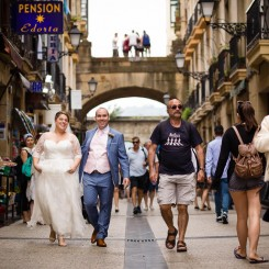 International Society of Wedding Photographers blog - Real Wedding - San Sebastian, Spain - James Sturcke Photographer