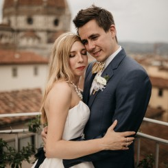 International Society of Wedding Photographers blog - Hotel Brunelleschi Chic Wedding