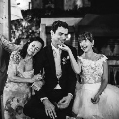 International Society of Wedding Photographers blog - Marta and Gaston. Emotional Wedding
