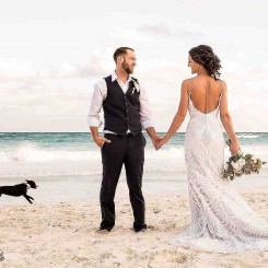 International Society of Wedding Photographers blog - Miracle Wedding in Tulum, Mexico by Jonathan Cossu Photographer