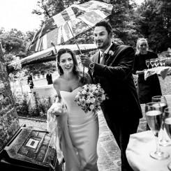 International Society of Wedding Photographers blog - Real Wedding at Huntsham Court | Exeter, Devon Wedding Photographer Luna Photography | Cecile & Matt