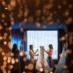 International Society of Wedding Photographers blog - Real Wedding - Koetshuis Rotterdam - Weddingstudios
