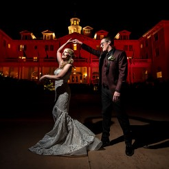 International Society of Wedding Photographers blog - Real Wedding - Stanley Hotel, Estes Park, Colorado - J. La Plante Photo
