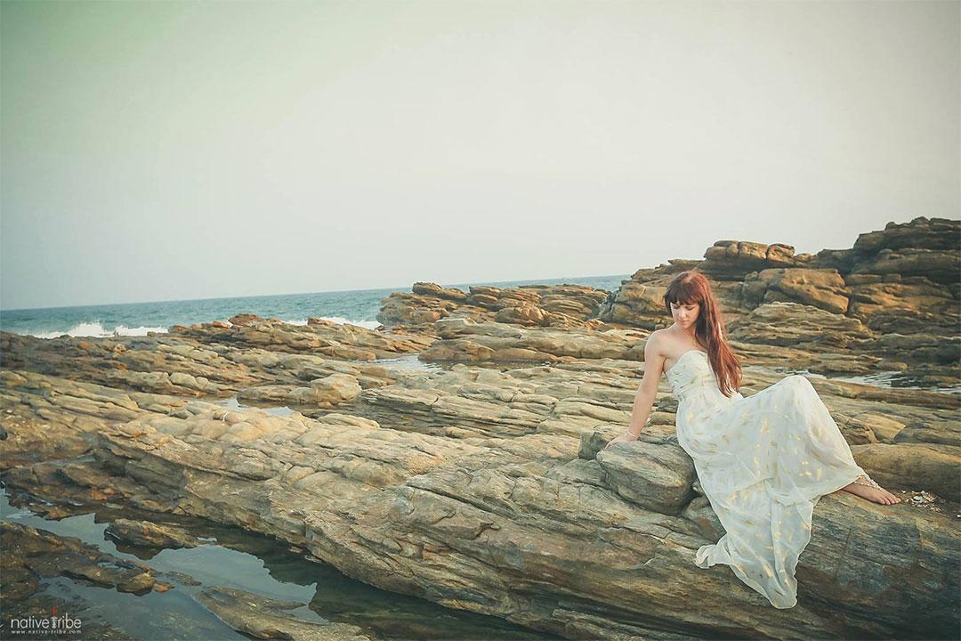 Simple Beach Wedding Ceremony