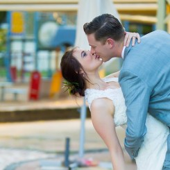 International Society of Wedding Photographers blog - Destination love affair - Amanda & Arie