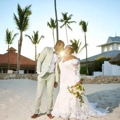 International Society of Wedding Photographers blog - Punta Cana Wedding| Wedding Elopement on the beach in Kukua Punta Cana, Dominican Republic | Punta Cana Photographer – Milan Photo Cine Art