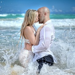 International Society of Wedding Photographers blog - Heather and Gary, gorgeous Kukua destination wedding, Punta Cana, Dominican Republic
