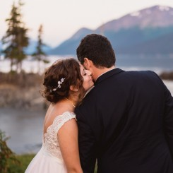 International Society of Wedding Photographers blog - Wedding at Bird Point - Anchorage Alaska
