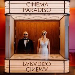 International Society of Wedding Photographers blog - Wes Anderson inspired pandemic wedding