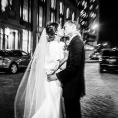 International Society of Wedding Photographers blog - Real Wedding - Chelsea Piers, NYC - Nick & Kelly Photography