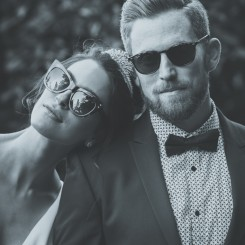 International Society of Wedding Photographers blog - Danielle & Roni