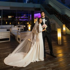 International Society of Wedding Photographers blog - Real Wedding - Barcelona - Alex Guydeen