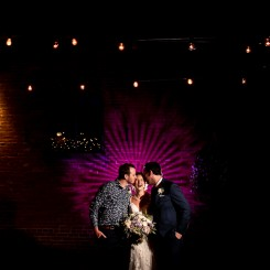 International Society of Wedding Photographers blog - Distillery District Archeo Wedding - Keri and Jeremy