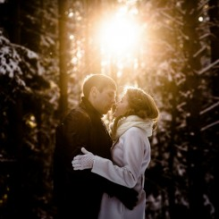 International Society of Wedding Photographers blog - One Winter Day...