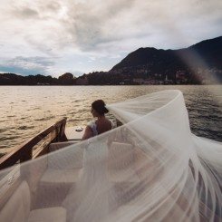 International Society of Wedding Photographers blog - A fairytale wedding In Villa Pizzo - Lake Como