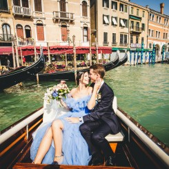 International Society of Wedding Photographers blog - Wedding at Aman Hotel in Venice by CB Photographers Studio