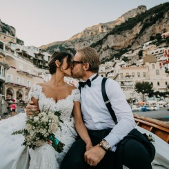 International Society of Wedding Photographers blog - Luxury Wedding in Positano