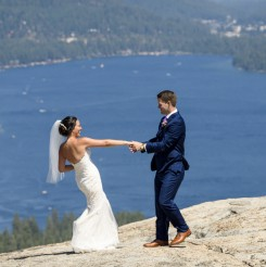 International Society of Wedding Photographers blog - Lake Tahoe wedding photographers Monique and Scott Sady - ISPWP member spotlight