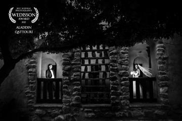 Wedding photographer review: Aladdin Qattouri, Amman, Jordan