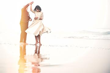 Wedding photographer review: Christelle Rall, George, South Africa