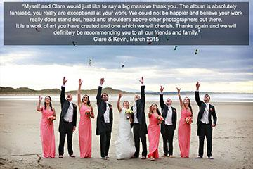 Wedding photographer review: Mark Capilitan, Sligo, Ireland