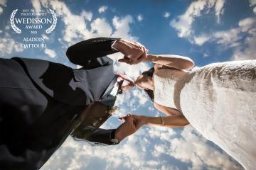 Wedding photographer review: Aladdin Qattouri, Amman, Jordan