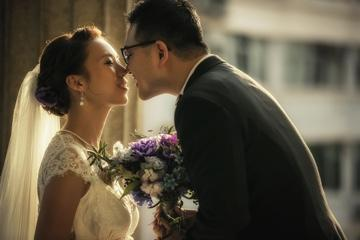 Wedding photographer review: Fung Siu Ming, Hong Kong