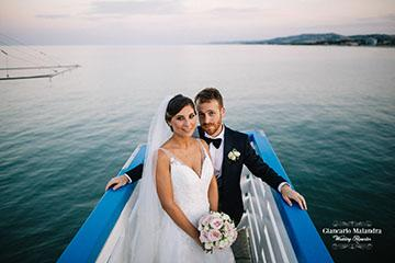Wedding photographer review: Giancarlo Malandra, Giulianova, Italy