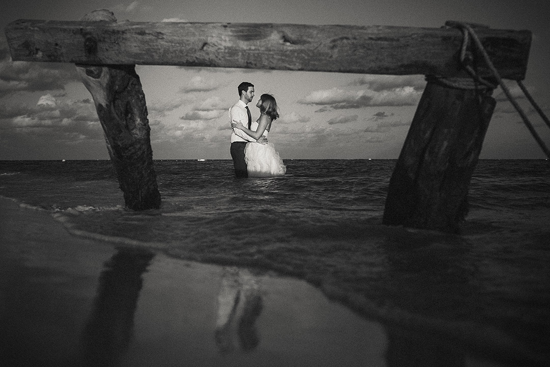 Cancun, Playa del Carmen, Riviera Maya, Mexico Wedding Photographer - Gonzalo Nunez Photography