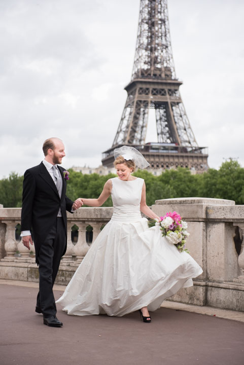 Paris, France Wedding Photographer - David Bacher Photography
