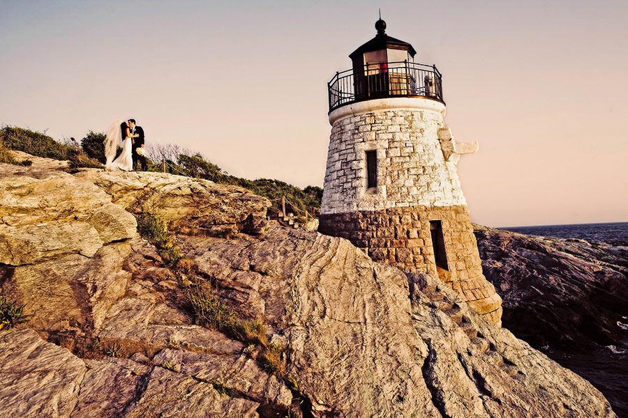 Providence, Rhode Island Wedding Photographer - Zenobia Studios