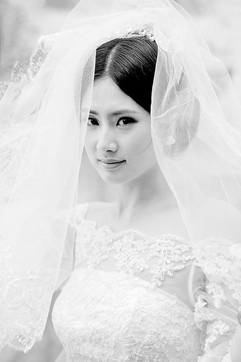 Qingdao,China  Wedding Photographer - Paul Vision