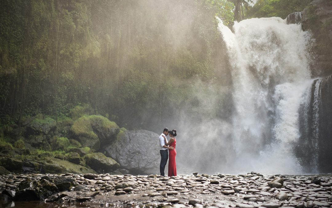 Bali, Indonesia Wedding Photographer - Danny Halim Productions
