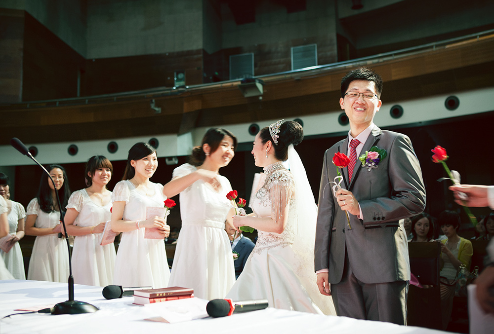 Hangzhou, China Wedding Photographer - Castro Wang