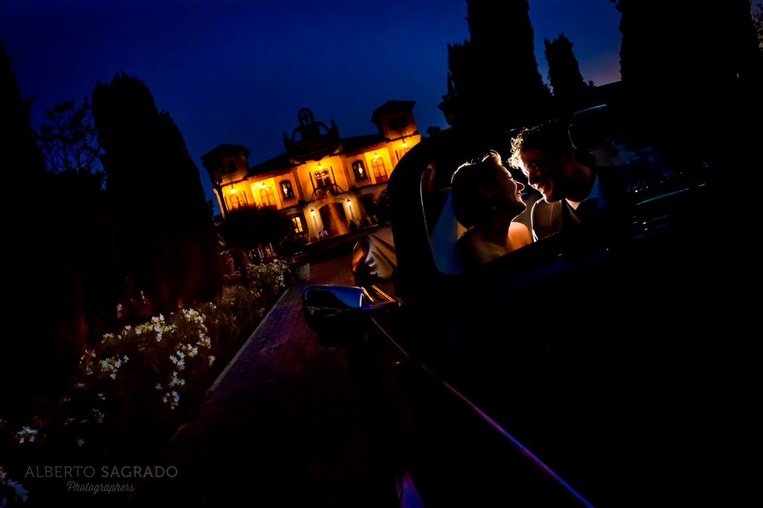 Madrid, Spain Wedding Photographer - Sagrado Studios