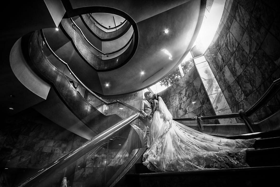 Taichung City, Taiwan Wedding Photographer - Lanfom Studio