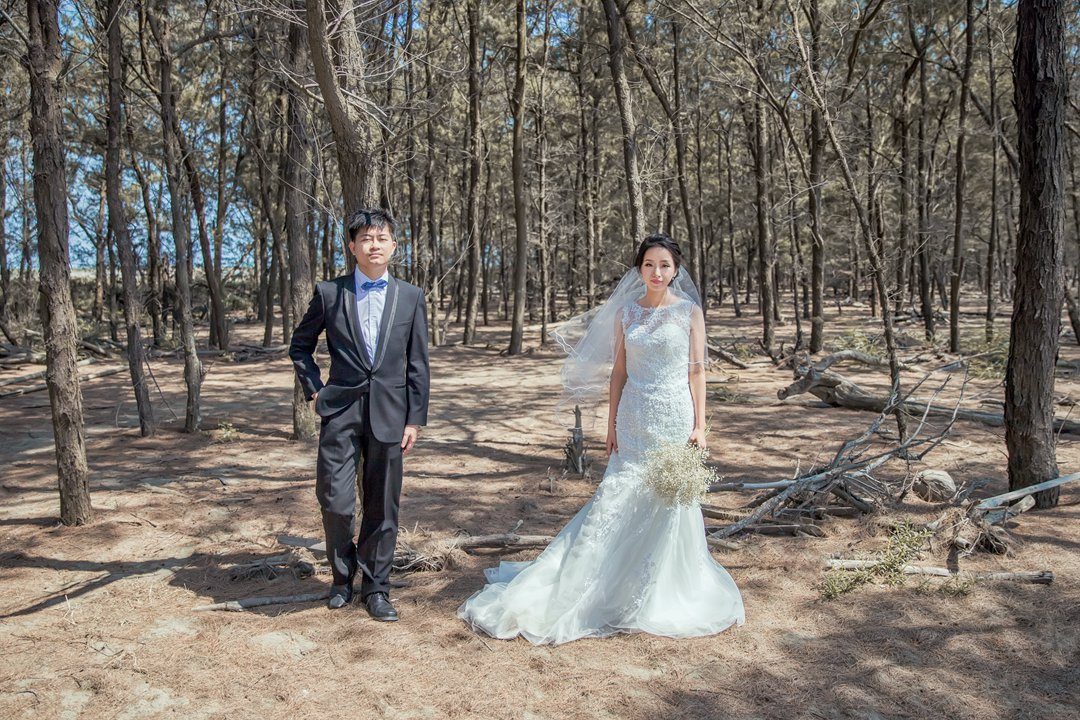 Kaohsiung, Taiwan Wedding Photographer - CTA Studio