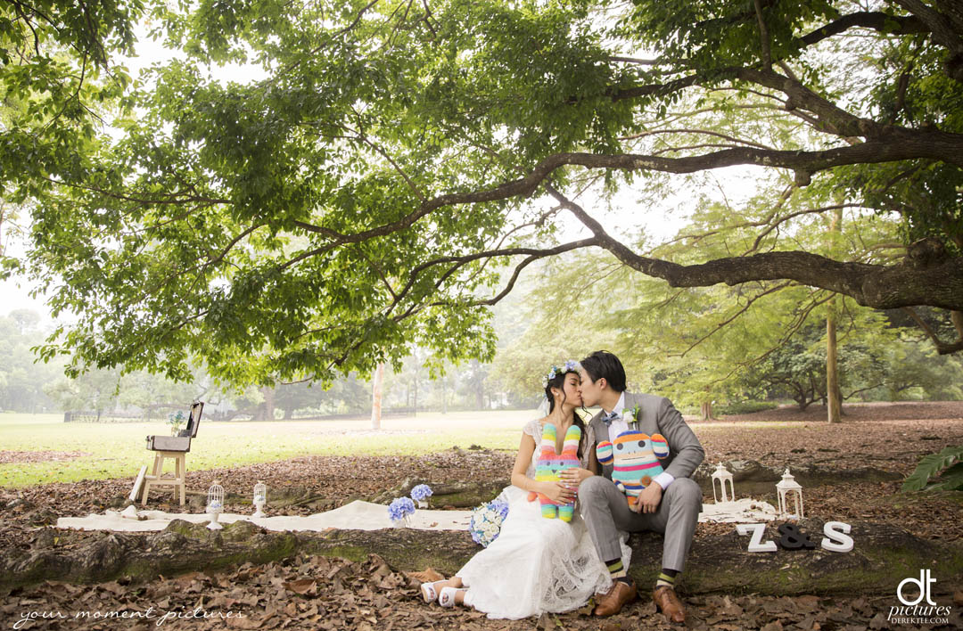 Singapore, Singapore Wedding Photographer - DT pictures | your moment pictures