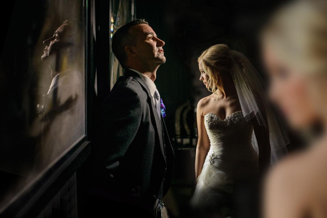 Edinburgh, Scotland Wedding Photographer - Orange Lemur Photography Studio