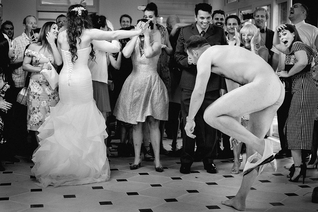 Bournemouth, United Kingdom Wedding Photographer - Linus Moran Photography
