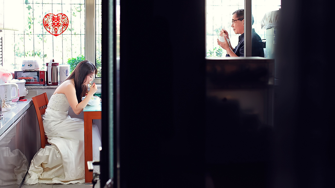 Beijing, China Wedding Photographer - Morningsun Photo